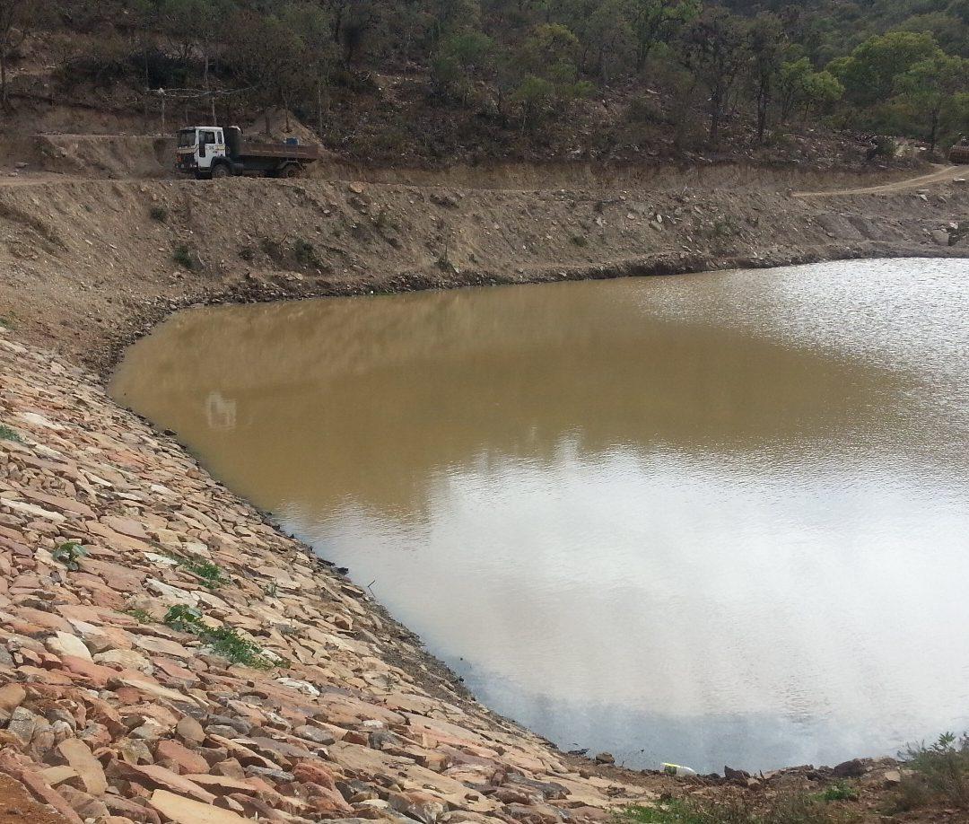 Collpana Water Reservoir