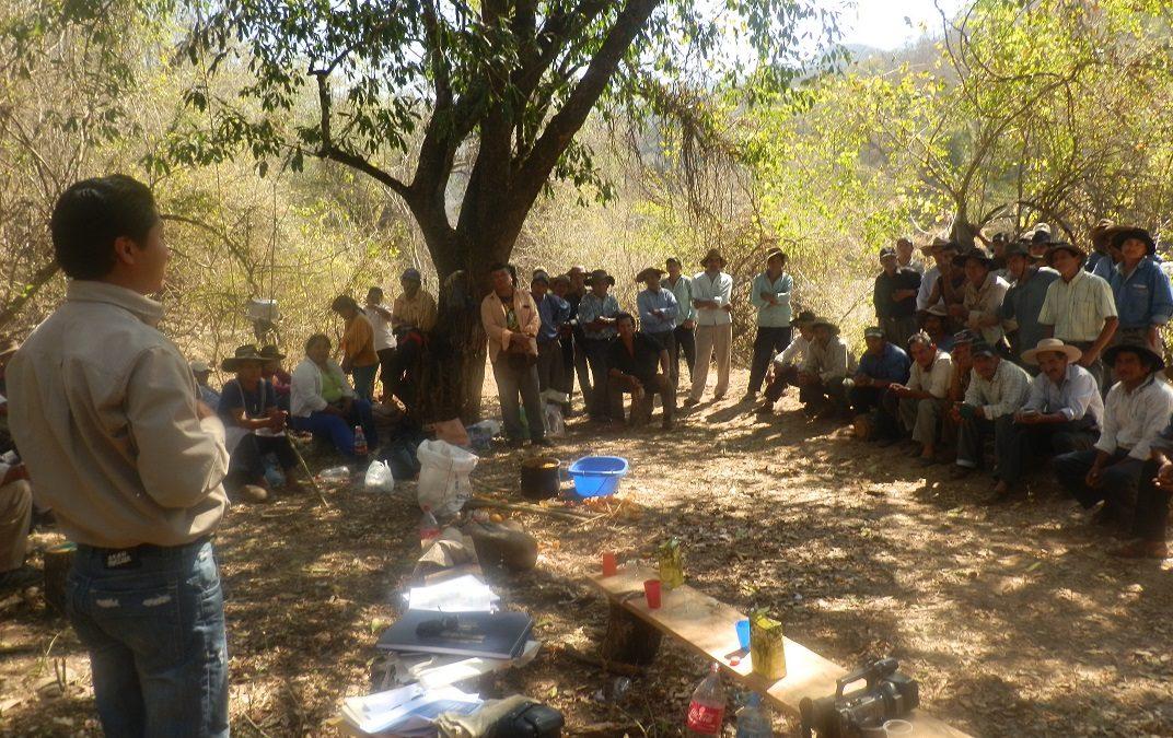 Site Visit to El Palmar Road Project