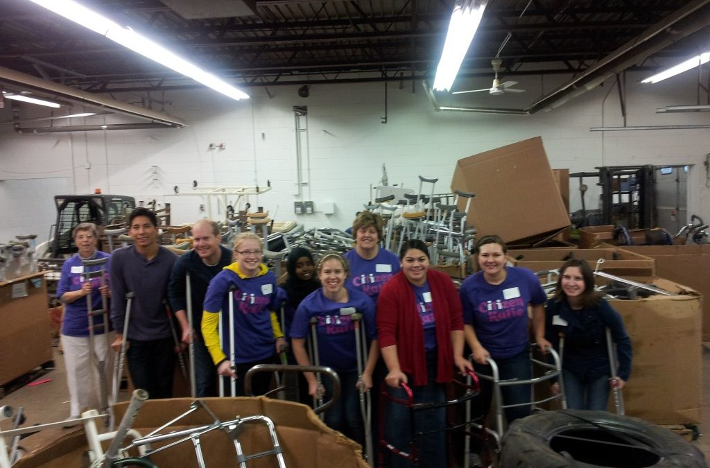 A Busy Weekend for Mano a Mano & Volunteers