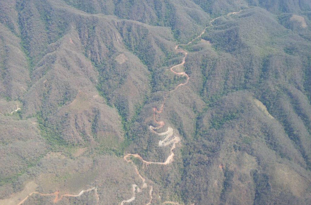 Update on El Palmar Road Project – 40 Kilometers Now Complete!