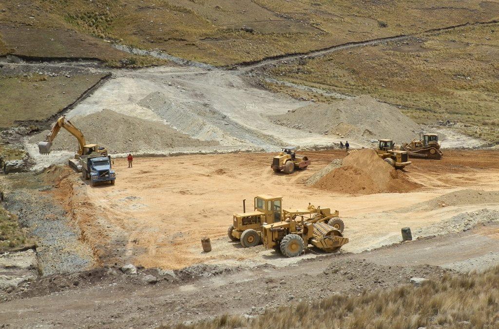 Wirkini Water Reservoir Project 35% Complete