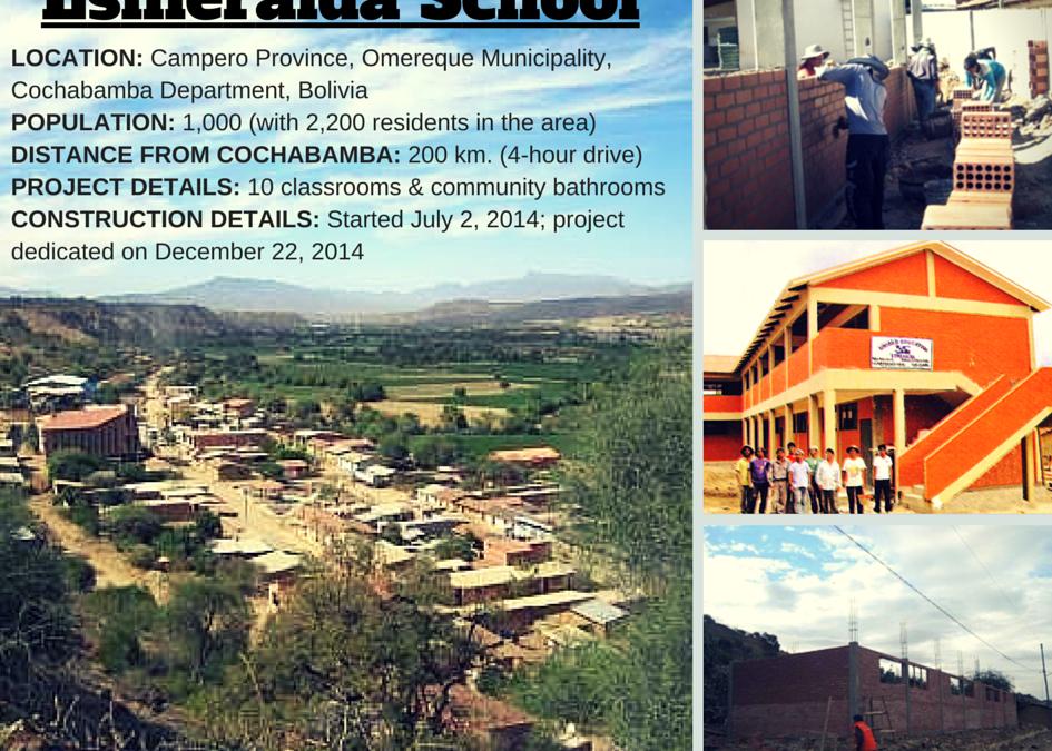 Esmeralda School