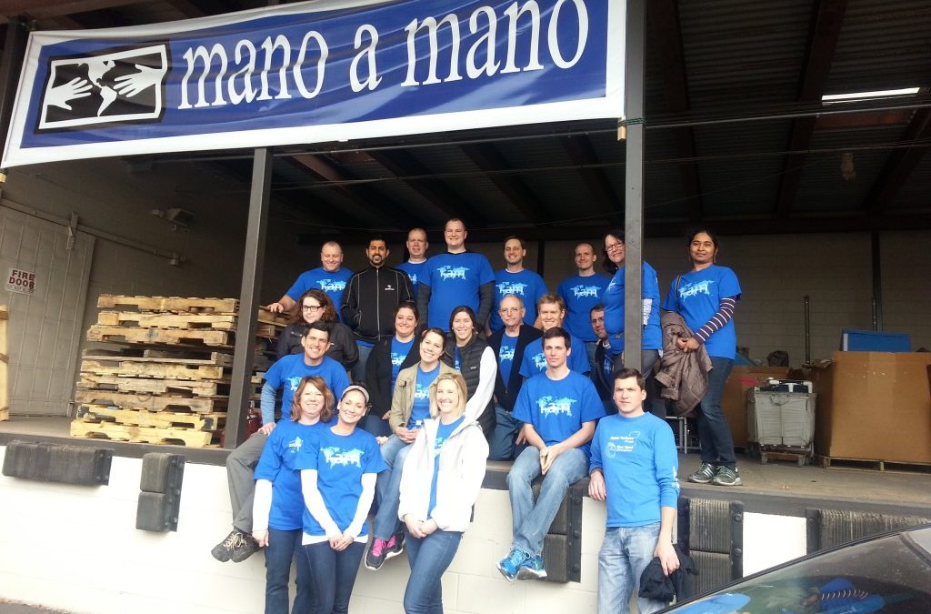 Thank You Medtronic Volunteers!
