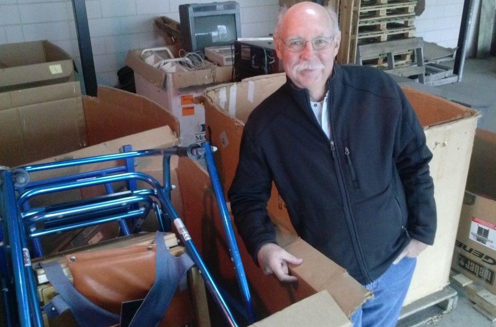 Why I Volunteer – Bob Lundgren