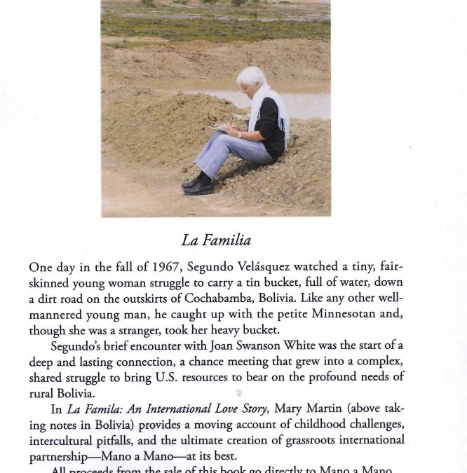 'La Familia: An International Love Story' Book Release Event on April 23rd