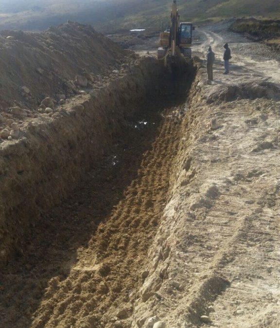Maldonado Water Project Update From Mano a Mano Co-Founder Segundo Velasquez