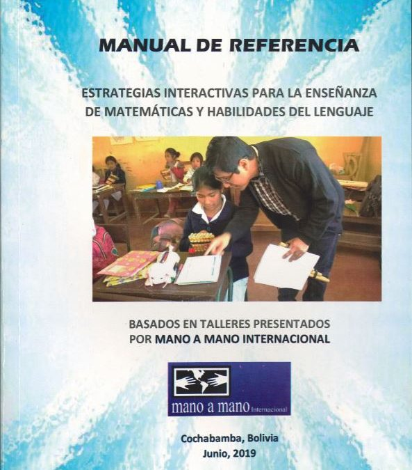Mano a Mano Teacher Trips Training Manual
